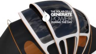 Orange Solar Tent thumbnail