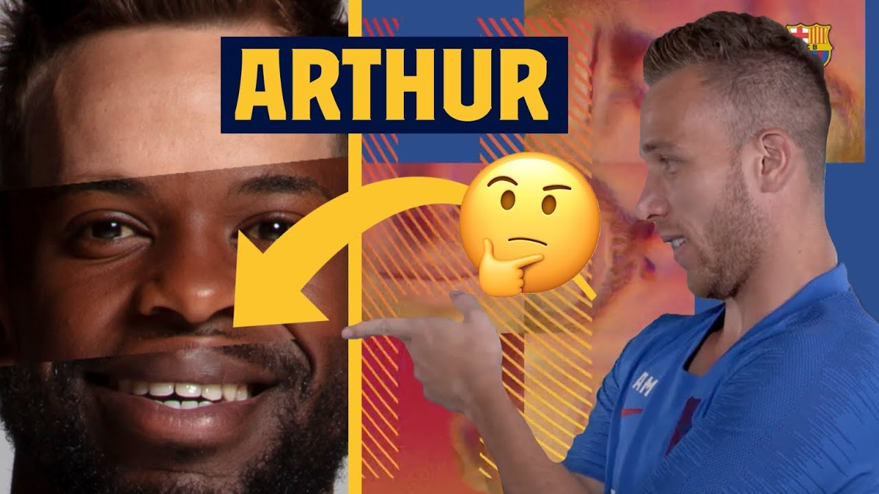 Download BARÇA FACES | Arthur Melo