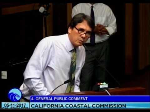 California Coastal Commission May 2017 Torgen Johnson