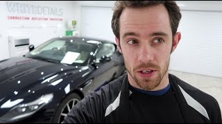 New Aston Martin DB11 - BAD CONTACT! - VLOG 019