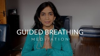 Guided Mindful Breathing Meditation