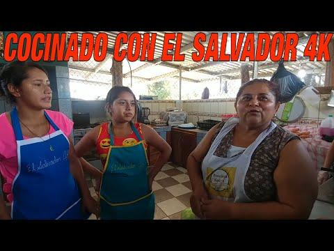 Suscribete al nuevo canal COCINANDO CON EL SALVADOR 4K. Ya somos 400k gracias suscriptores. Parte 12