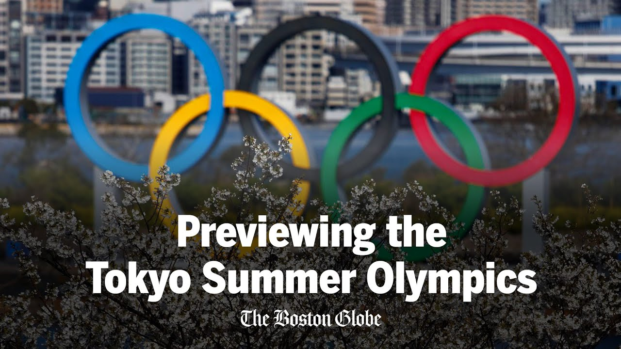 Previewing the Tokyo Summer Olympics