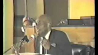 Dr. John Henrik Clarke on The Importance of Nationality