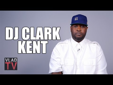 DJ Clark Kent on Jay Z Making 2Pac Diss Record, Playing if After His Death
