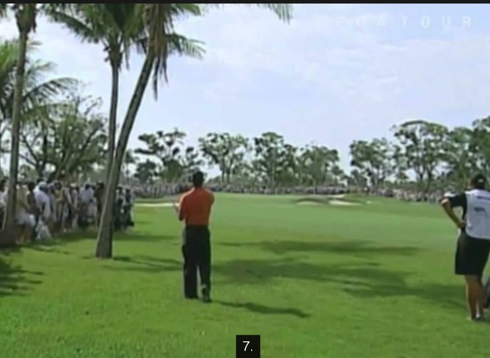 Tiger Woods 2006 WGC Doral - YouTube