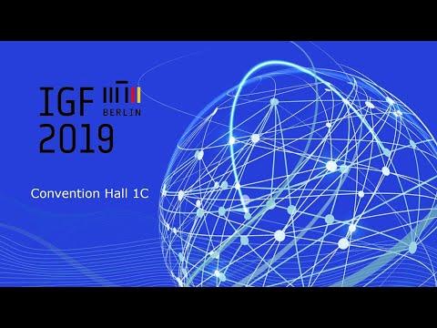 IGF2019 - Day 3 - Convention Hall 1C