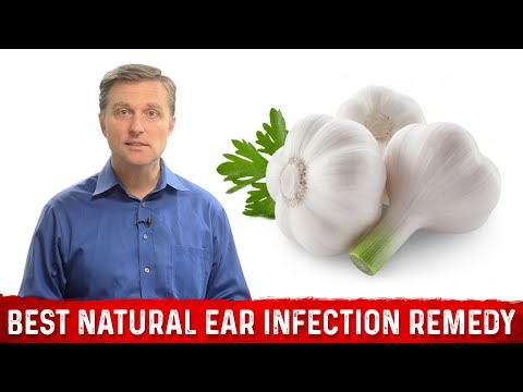 The Best Natural Ear Infection Remedy