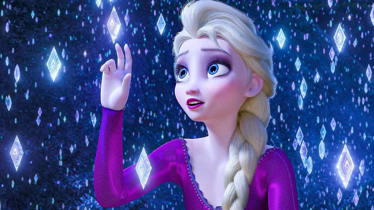 Image result for frozen 2 into the unknown