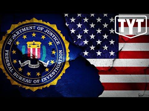 FBI Warns of Fringe Conspiracy Theories