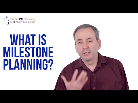 Project Management in Under 5: What is Milestone Planning?