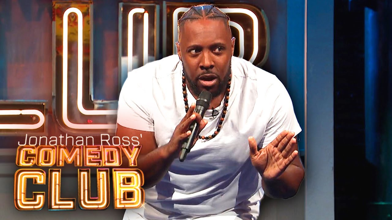 Aurie Styla: Disturbing Destiny's Child Lyrics | Jonathan Ross' Comedy Club