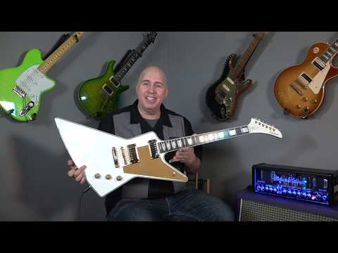 Lzzy Hale Epiphone Explorer Full Review