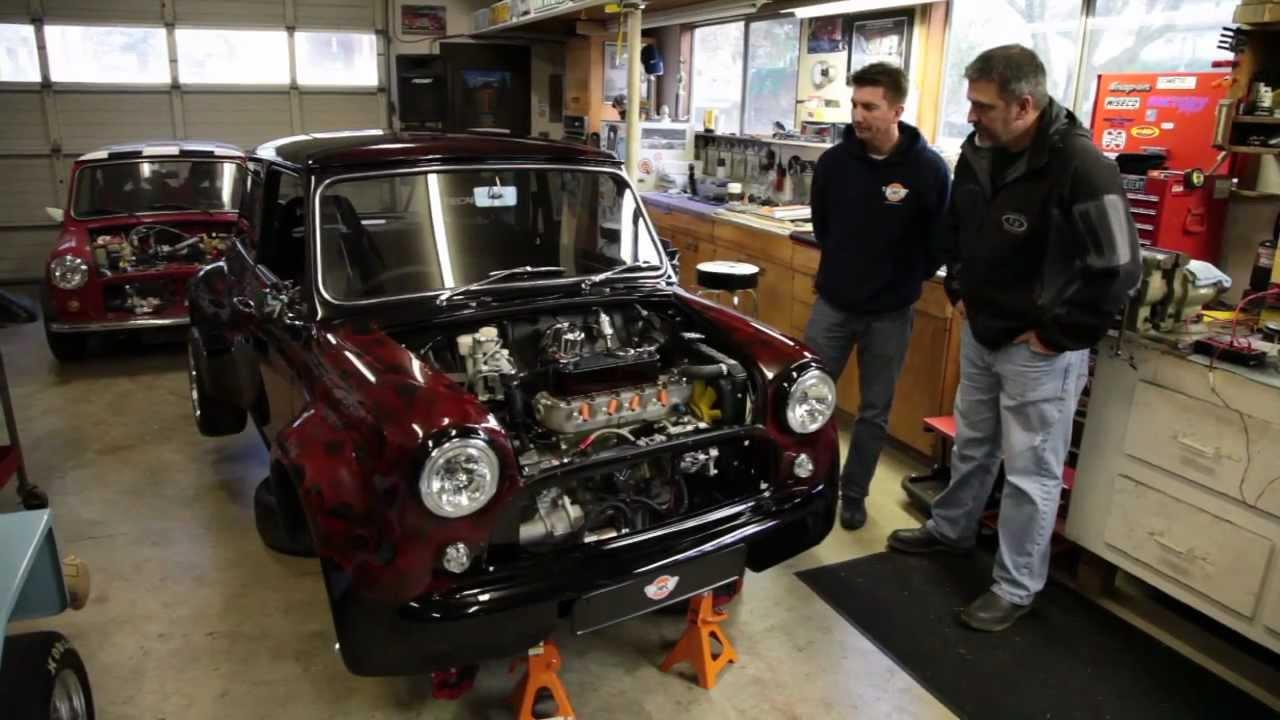 Jet Motors Custom Classic Mini Cooper Youtube