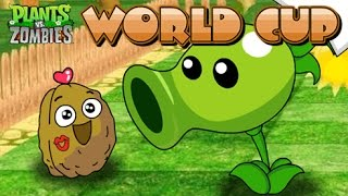 World Cup ( Plants VS Zombies Animation)