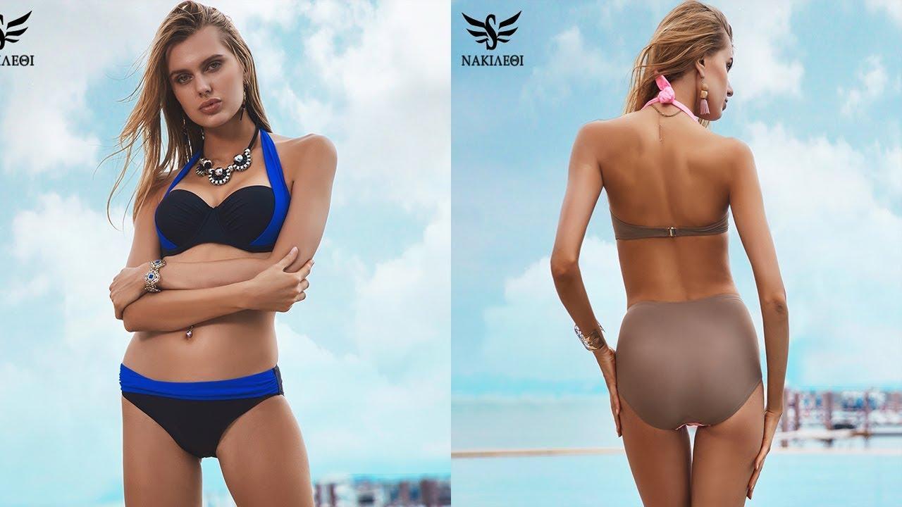 b162834ee8 Top 10 Best Selling Bikini Sets on Aliexpress 2017 - Best Selling Swimsuit  Try on Haul 2017