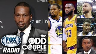 Leon on HIS Twitter Beef with Chris Broussard Over Kevin Durant's Clap Back
