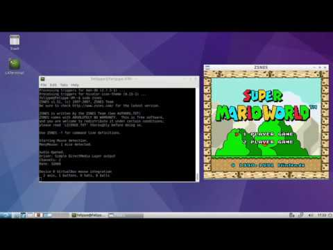 Easiest Way To Install SNES Emulator On Ubuntu