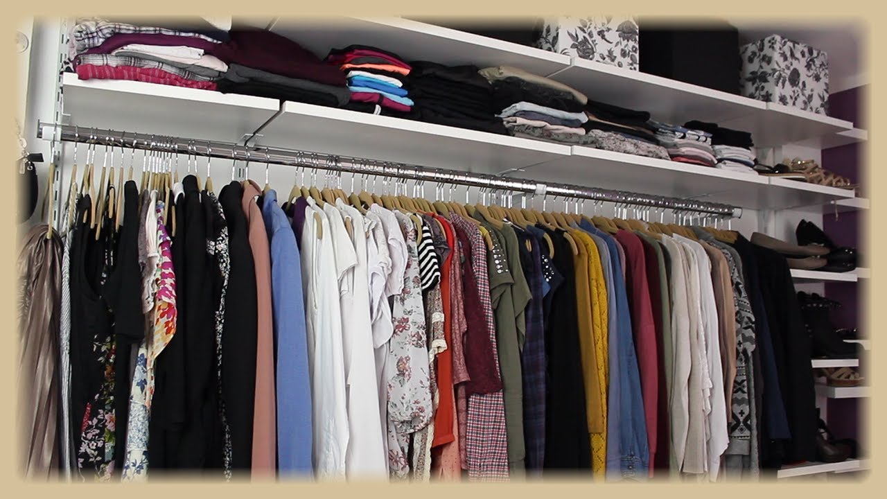 Begehbarer Kleiderschrank Regale Selber Bauen