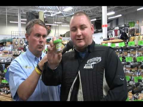 Sportsman 39 s warehouse report with roanoke store manager for Sportsmans warehouse fishing report