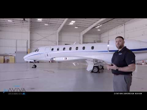 Aircraft Review: Citation Sovereign and Sovereign+