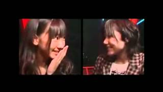 観覧車の中での2人のトークにご注目 AKB48の柏木由紀と宮澤佐江.