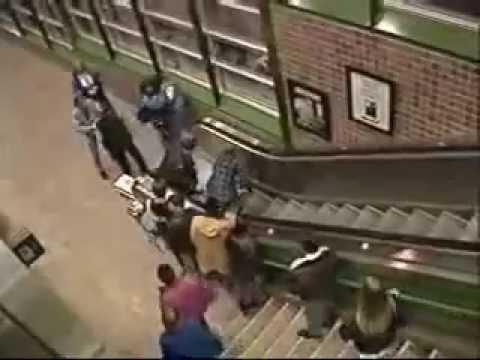 Rescue 911 Episode 424 'Escalator Traps Boy'