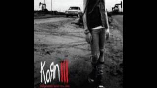 Korn-Fear Is A Place To Live