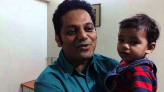 Mr and Mrs Jain on their experience at Aarush IVF and Endoscopy Centre