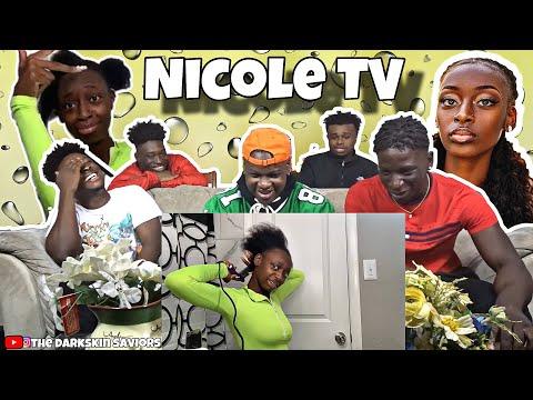 Best Nicole TV Funniest Moment😂🤣*Reaction*
