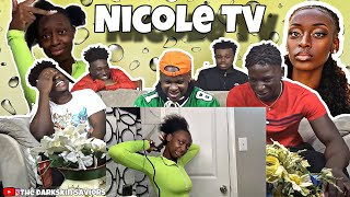 Best Nicole TV Funniest Moment😂🤣*Reaction*