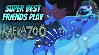 Super Best Friends Play Mekazoo