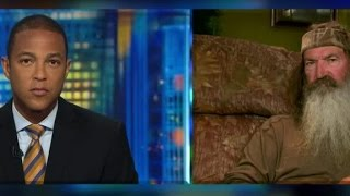 Phil Robertson talks Trumps Muslim ban, border wall