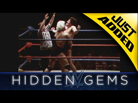 Hulk Hogan joins forces with Tito Santana in rare Hidden Gem from 1982 (WWE Network Exclusive)
