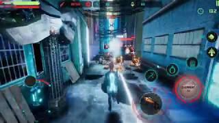 Cyber Strike gameplay