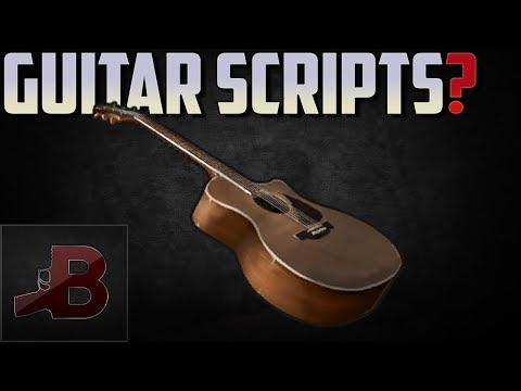 Guitar Scripts? - Rust