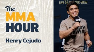 Henry Cejudo on Narrowly Escaping Fire: 'I Was Thinking This Is A Horrible Way To Die'