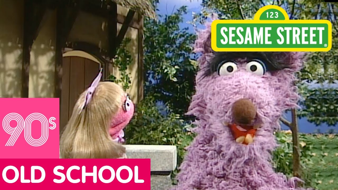 Sesame Street: Big Sad Wolf | Fairytales Today