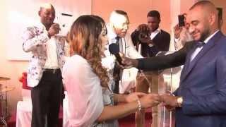 Mariage de Pasteur Heritier & Heritiere Gomes  PART 2