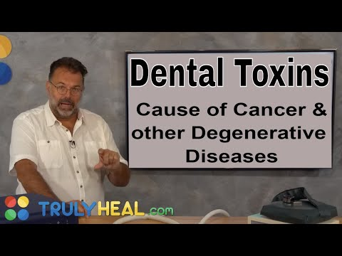 Dental Toxins (Mercury) as Cause of Cancer and Other Degenerative Diseases