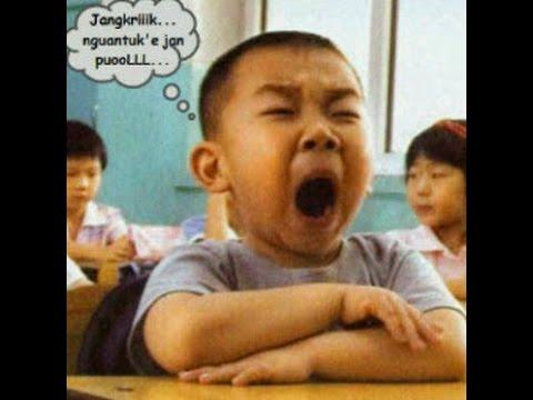 Videos Bayi Lucu Funny Ngantuk Banget Bikin Ketawa Lol Ngakak