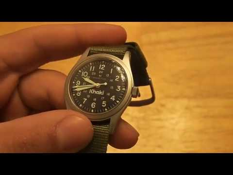 Hamilton 9415 Khaki Complete! Vintage Watch Journey's