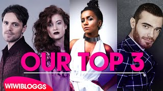 Eurovision 2015 Top 40: Our favourite songs | wiwibloggs