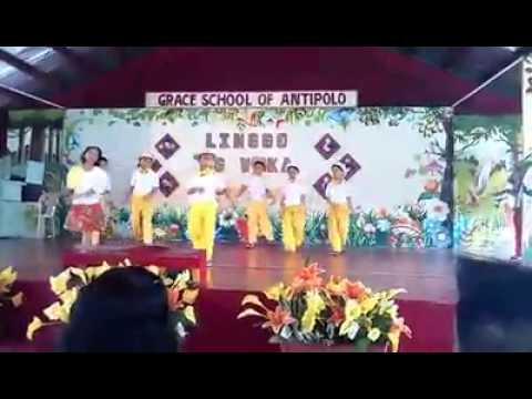 Grace School Linggo ng Wika