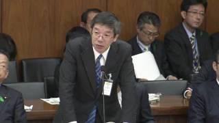 加計学園4/18岡本充功(民進)の質疑: 衆院・農林水産委員会
