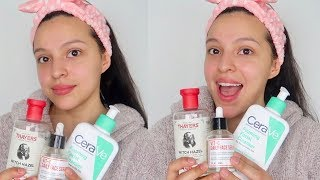 MY SKIN CARE ROUTINE | HOW TO GET CLEAR SKIN! 2018
