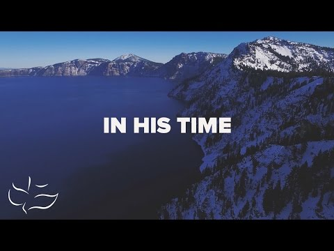 In His TIme | Lyric Video