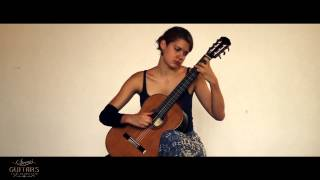 Veronica Eres plays En Los Trigales by Joaquín Rodrigo on a 2013 Steven Walter