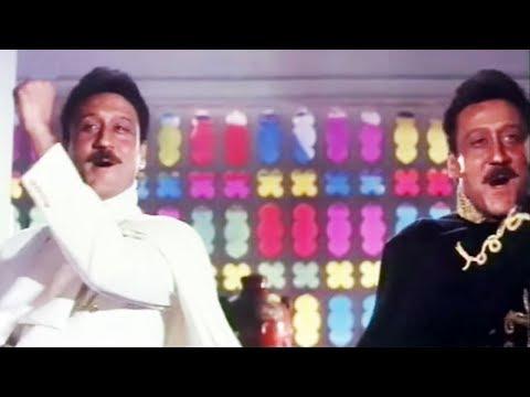 Chhat Ke Upar Do Kabutar - Jackie Shroff | Sudesh Bhosle, Manhar Udhas | Dil Hi To Hai Song
