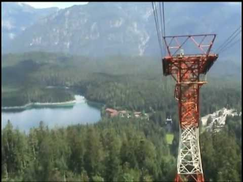 Zugspitze - a breathtaking cable car trip